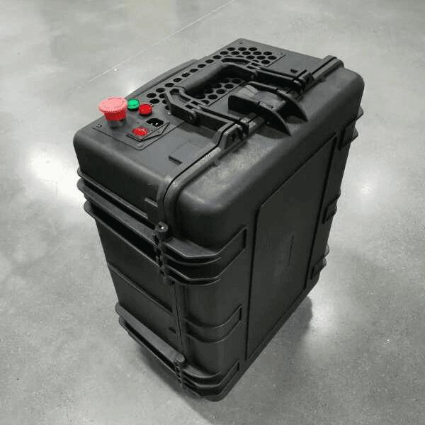 Машина для чистки TOR M100