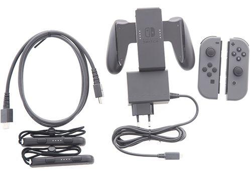 Игровая приставка Nintendo Switch (серый), фото 5