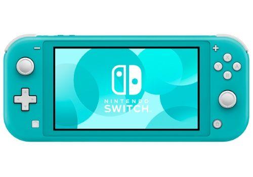Игровая приставка Nintendo Switch Lite бирюзовый, фото 2