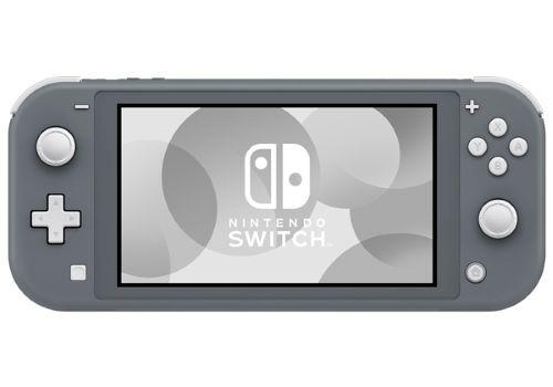 Игровая приставка Nintendo Switch Lite серый, фото 2