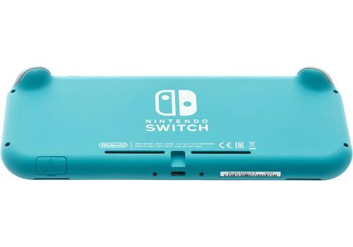 Игровая приставка Nintendo Switch Lite бирюзовый, фото 3