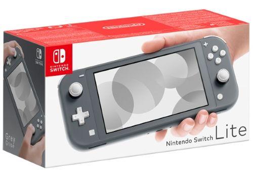 Игровая приставка Nintendo Switch Lite серый, фото 1