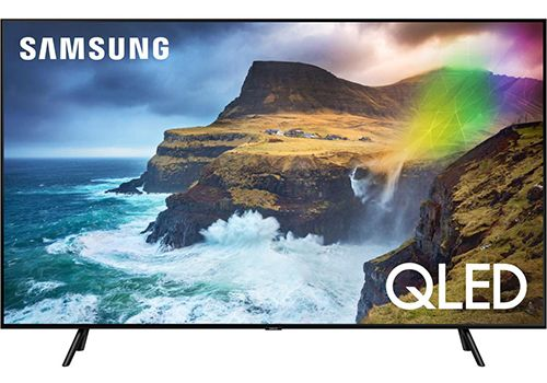 Ultra HD (4K) QLED телевизор Samsung QE49Q77RAU, фото 1