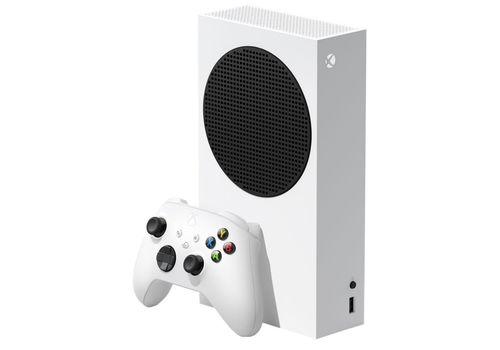 Игровая приставка Microsoft Xbox Series S 512GB, фото 1